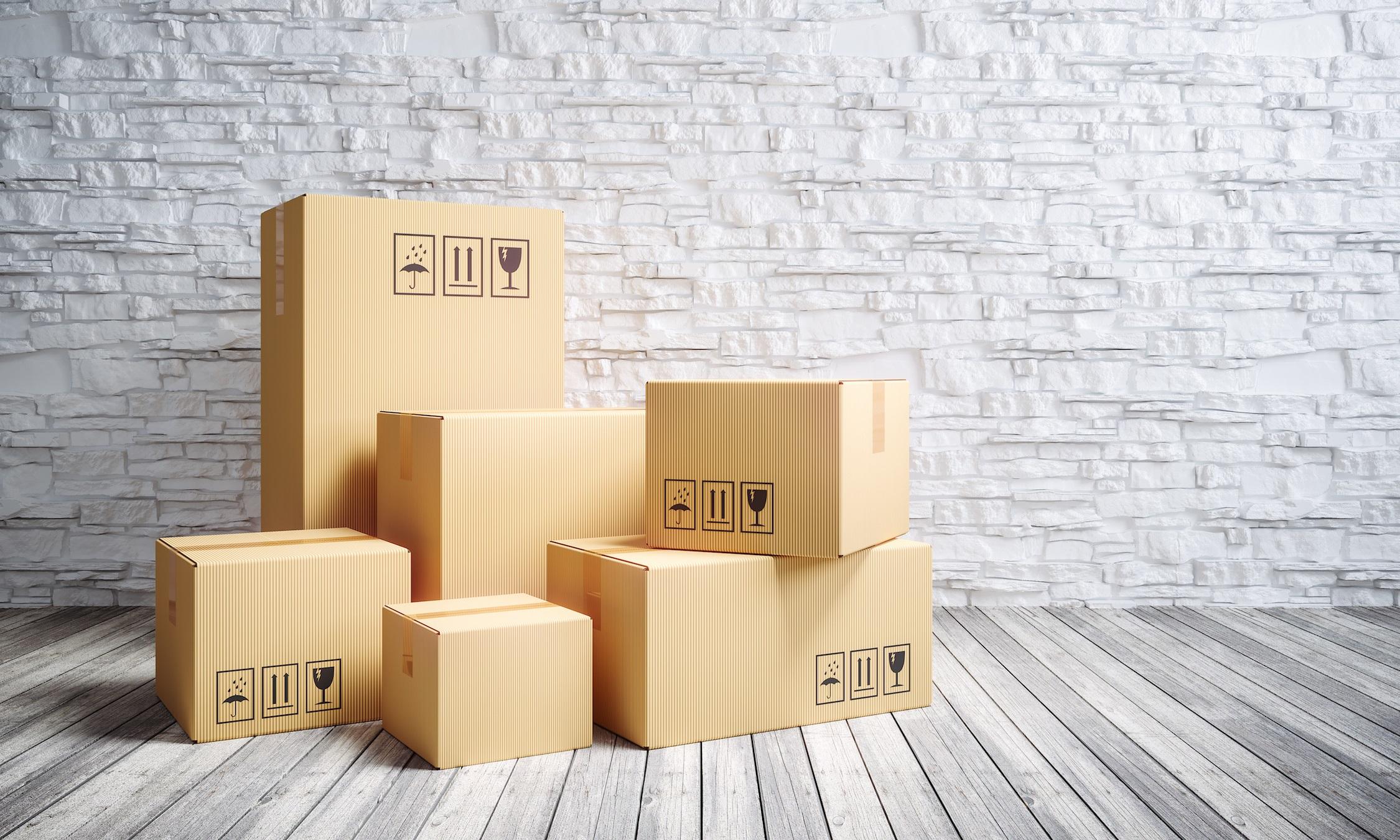 ネットショップ商品の配送